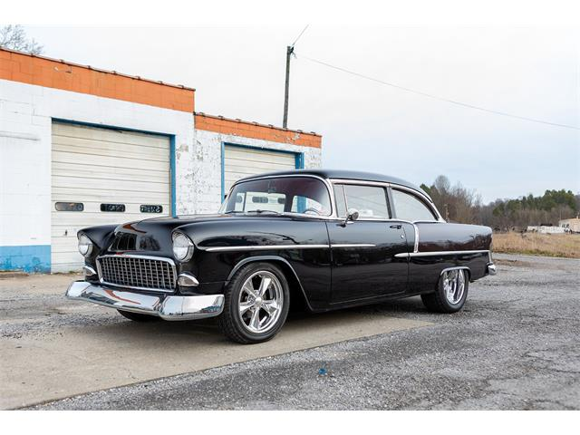 Picture of 1955 Bel Air located in DONGOLA Illinois - $69,000.00 - PQH5