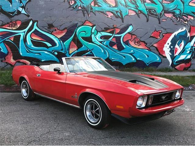 Picture of '73 Mustang - PVFO