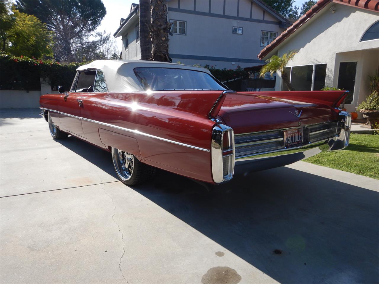 Large Picture of '63 DeVille - PQH7