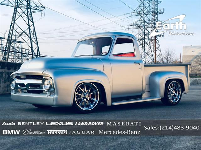 Picture of '54 F100 - PVFY