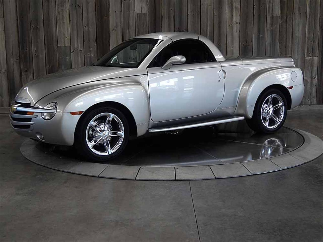 Large Picture of '05 SSR - PVFZ