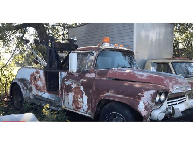 Picture of '58 Truck - PVG3