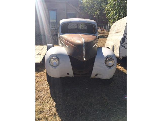 Picture of Classic '39 Ford Deluxe - $6,500.00 Offered by  - PVG7