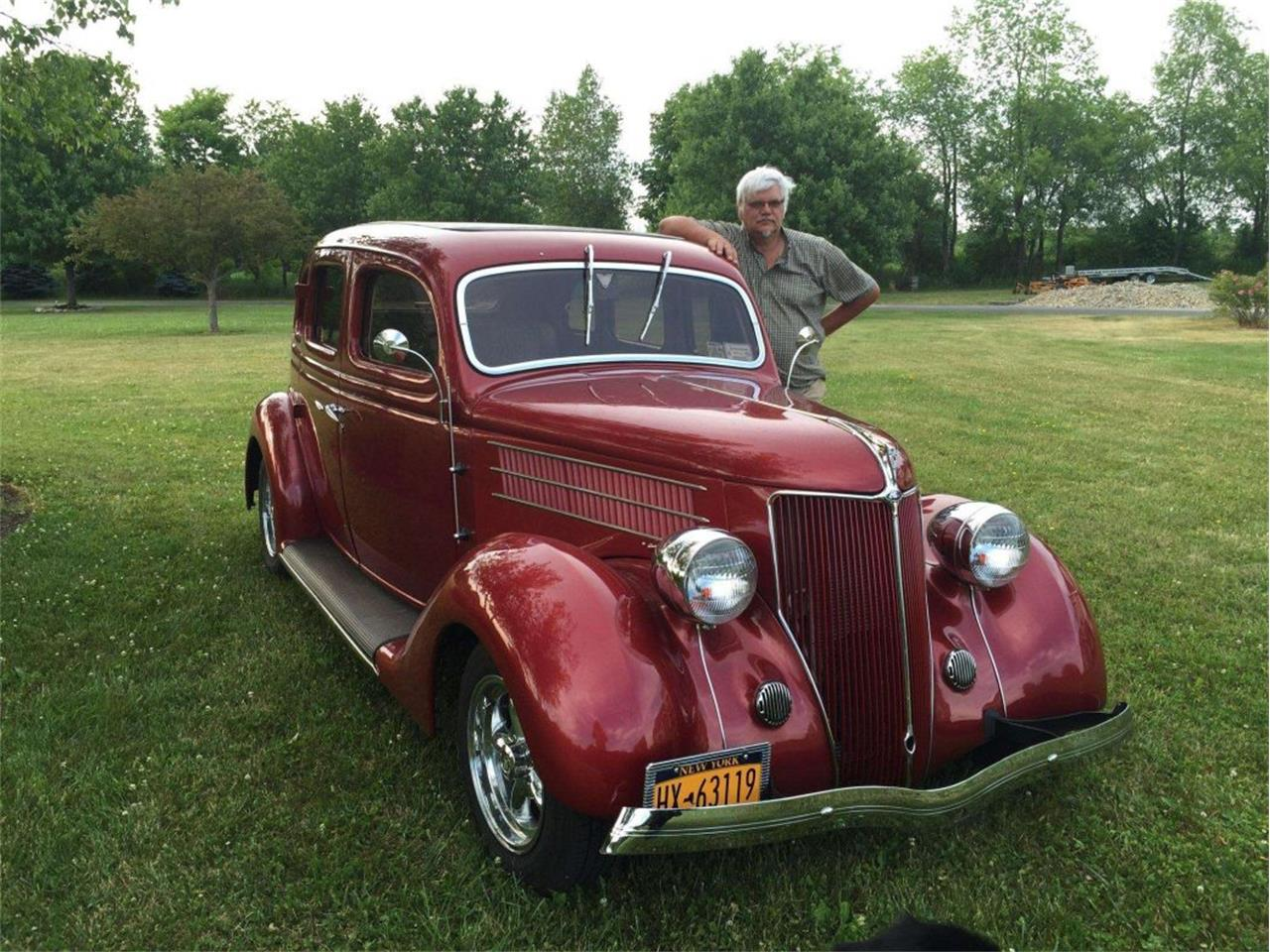 Large Picture of '36 Deluxe - PVG8