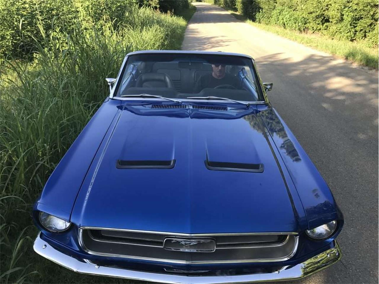 Large Picture of '67 Mustang - PVG9
