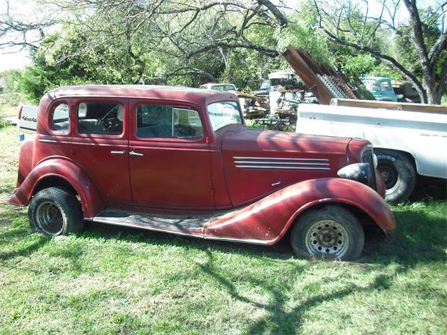 Picture of '35 Sedan - PVGH