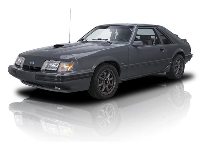 Picture of '86 Mustang SVO - PQH9