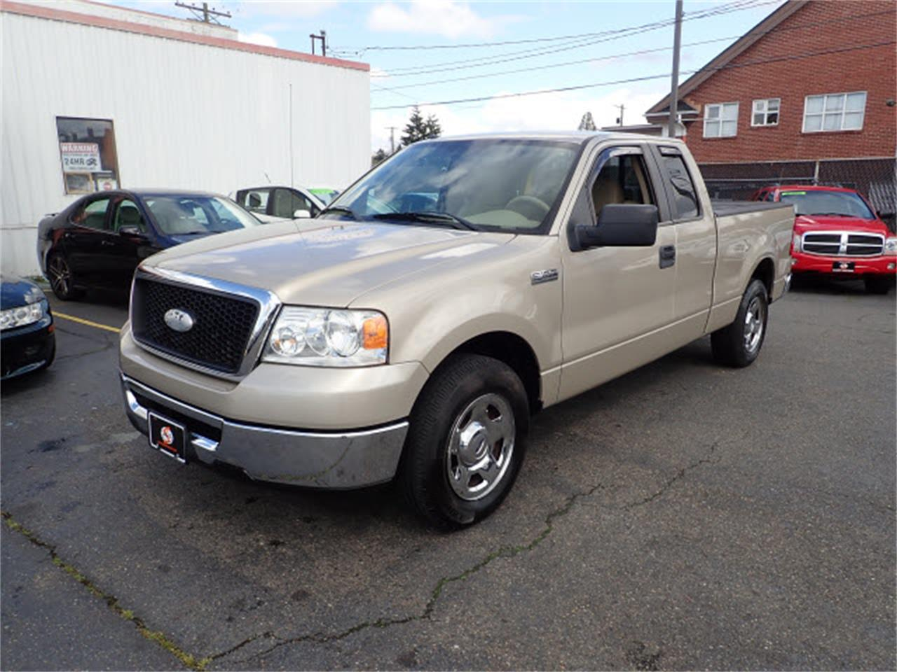 2008 Ford F150 For Sale >> For Sale 2008 Ford F150 In Tacoma Washington