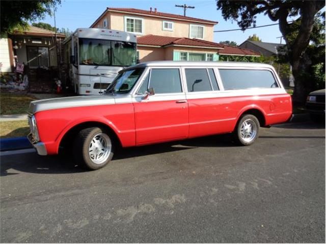 classic chevrolet suburban for sale on classiccars com1970 Custom Chevy Suburban 4x4 #18