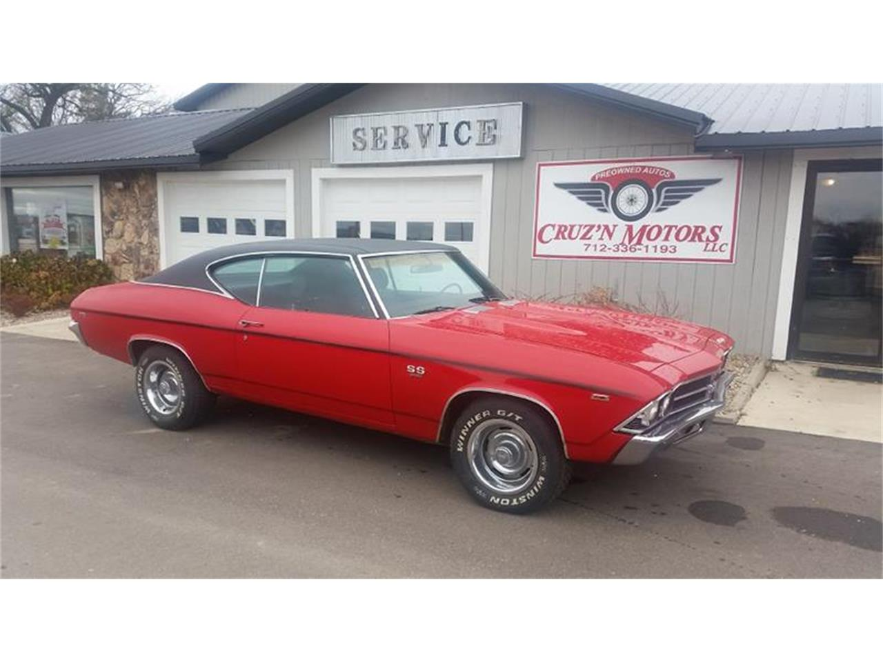 Large Picture of '69 Chevelle - PVGT