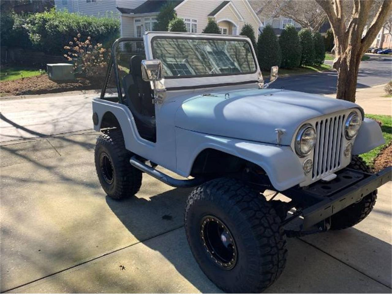 Large Picture of 1977 Jeep CJ5 located in Cadillac Michigan Offered by Classic Car Deals - PVHI