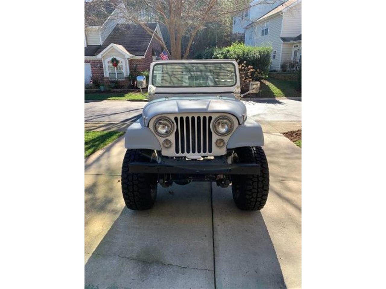 Large Picture of 1977 Jeep CJ5 - PVHI