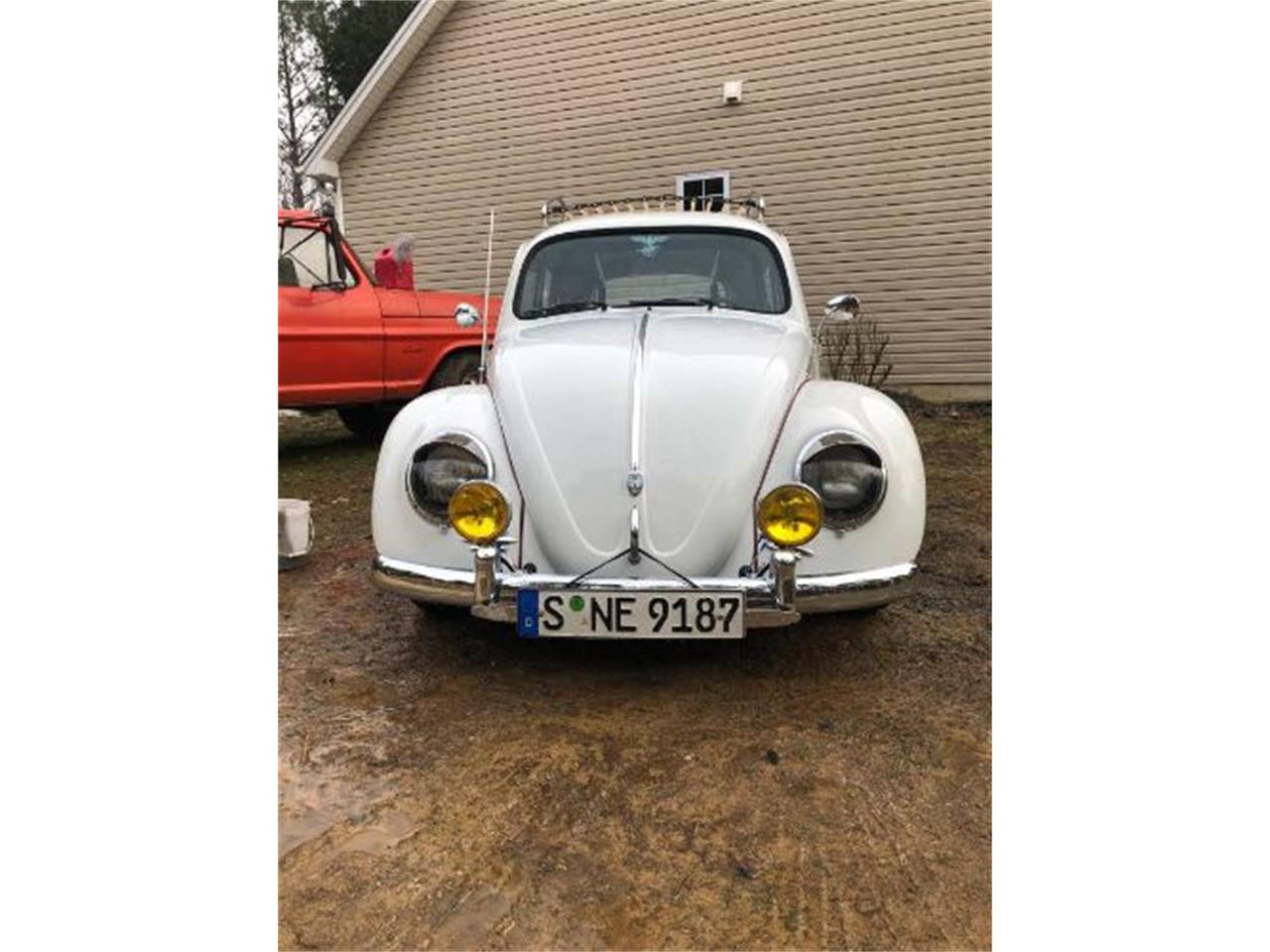 Large Picture of '63 Beetle - PVHJ