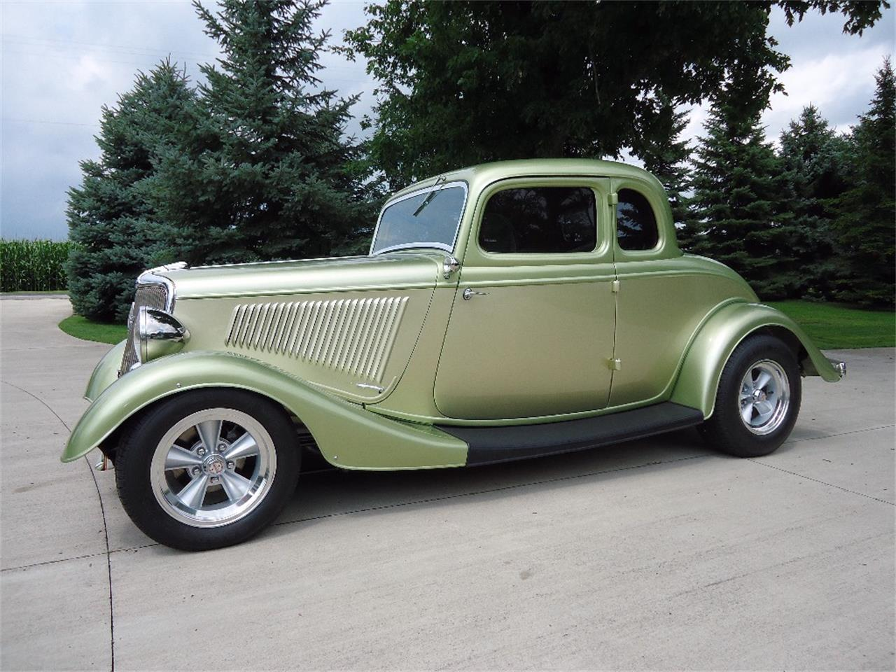 Large Picture of '34 5-Window Coupe - PQHD