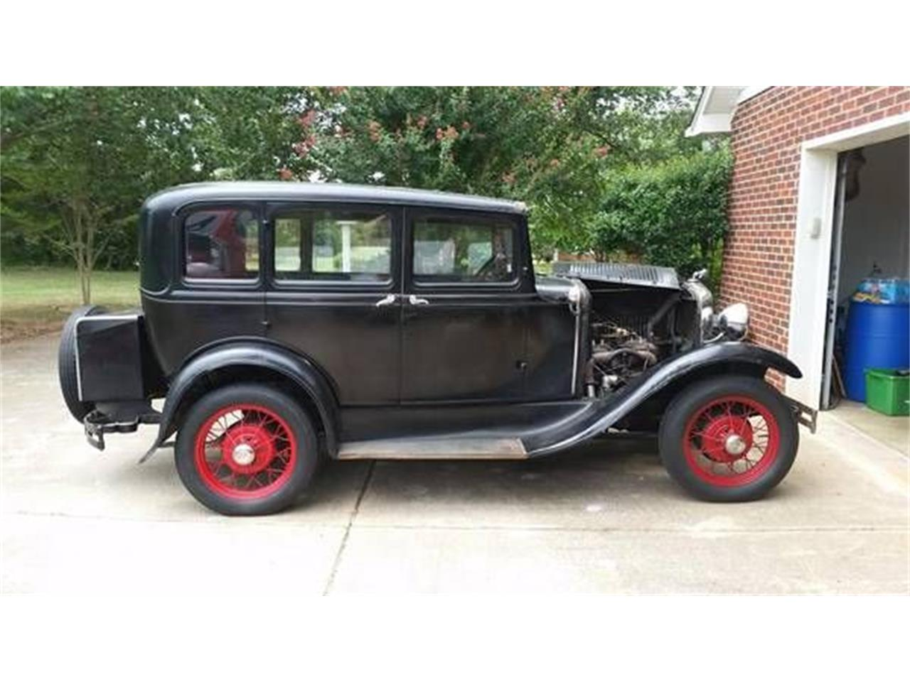 Large Picture of '31 Model A - PVHM