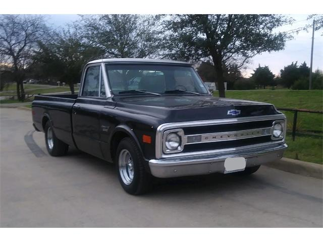 1970 Chevy Pickup >> 1970 Chevrolet C K 10 For Sale On Classiccars Com On Classiccars Com
