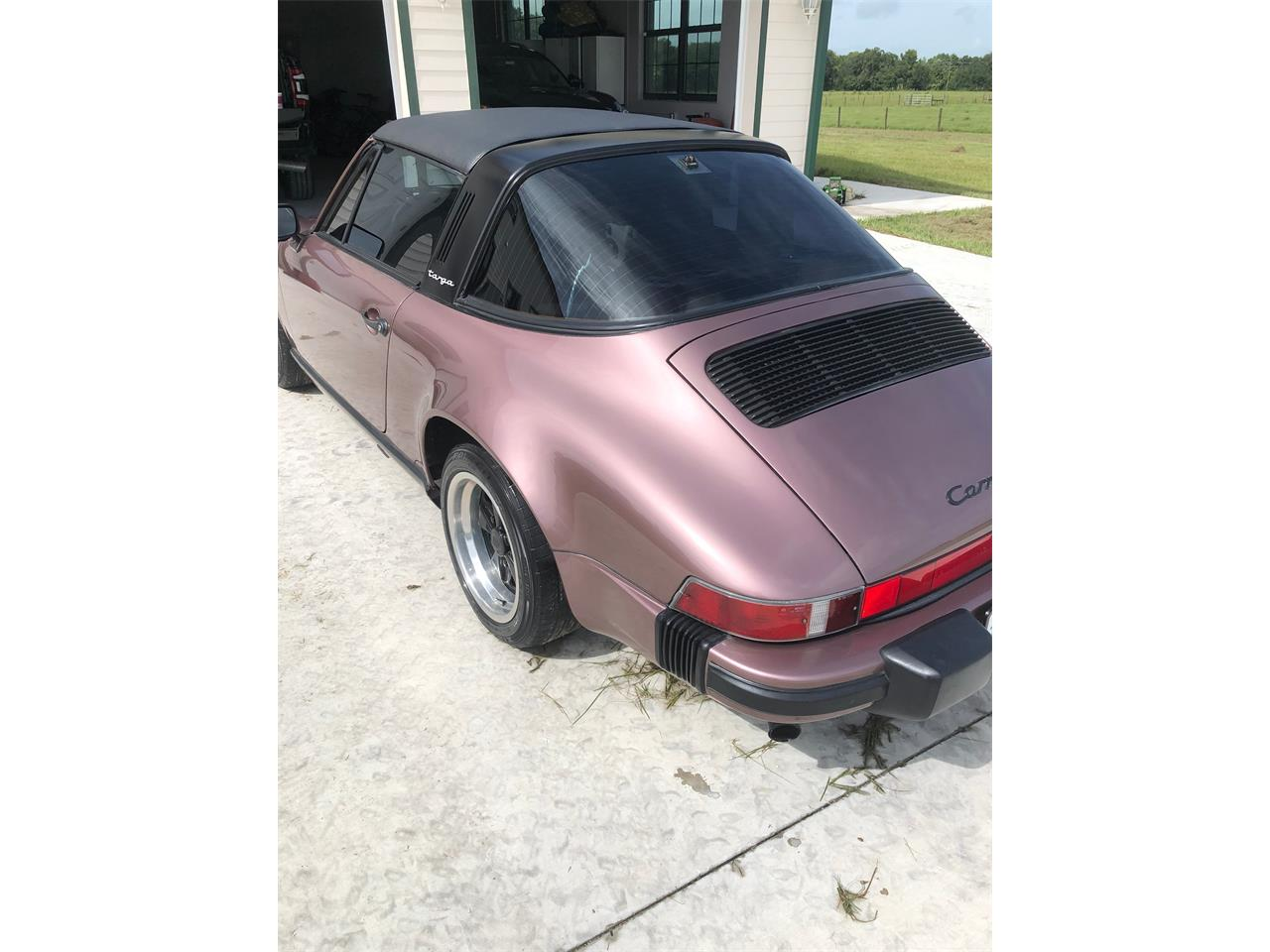 Large Picture of '88 911 Carrera 2.7 Targa - PVI2