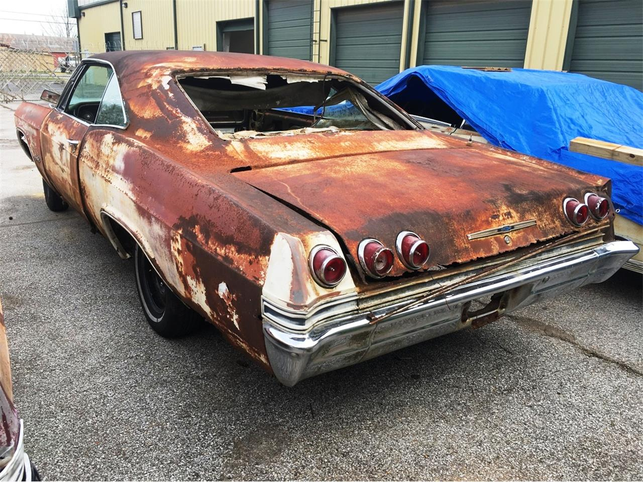 Large Picture of '65 Impala SS - PVI7