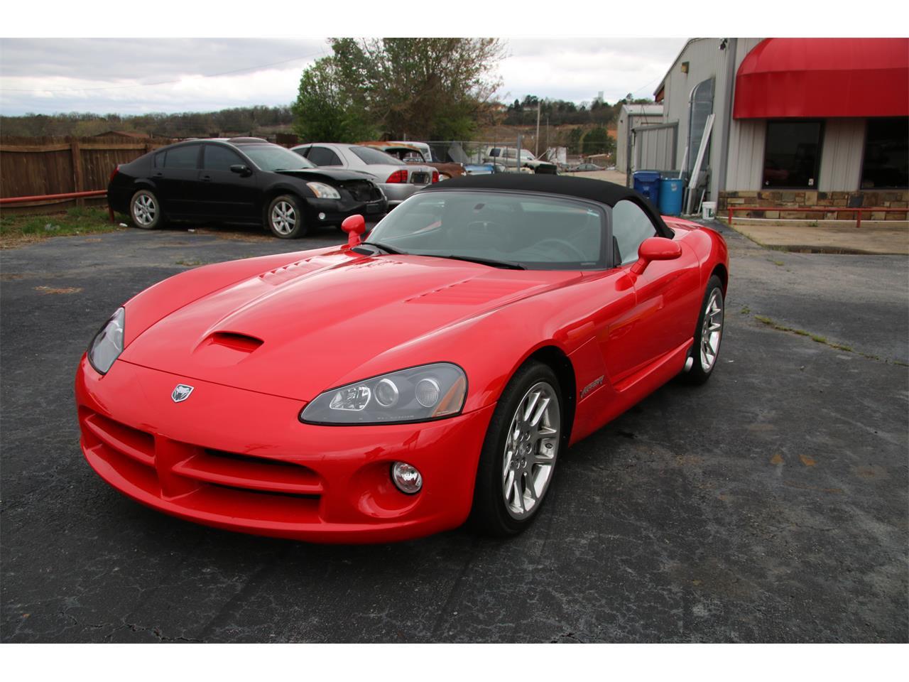 Dodge Viper For Sale >> 2003 Dodge Viper For Sale Classiccars Com Cc 1207235