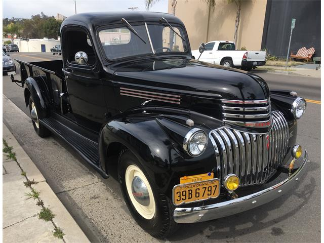 Picture of '47 Pickup - PVID