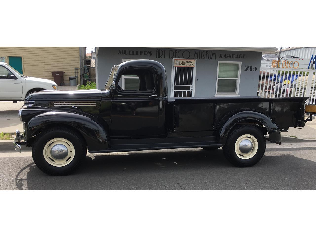 Large Picture of '47 Chevrolet Pickup Offered by a Private Seller - PVID
