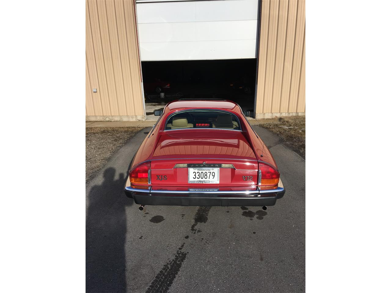 Large Picture of '87 XJS - PVIH