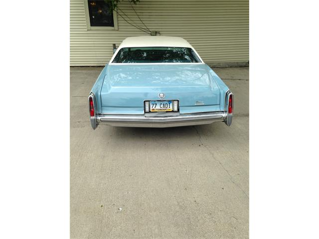 Picture of '77 Eldorado - PVIK