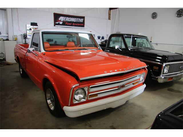 Picture of '68 C10 - PVIN
