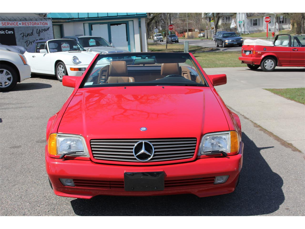Large Picture of '92 300SL - PVIO