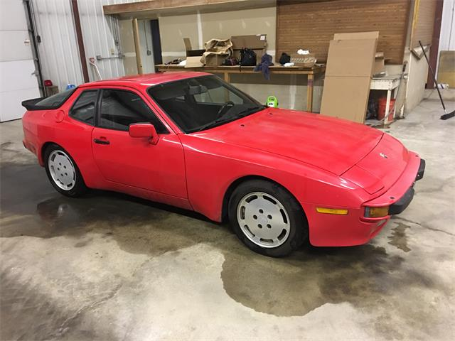 1987 Porsche 944S