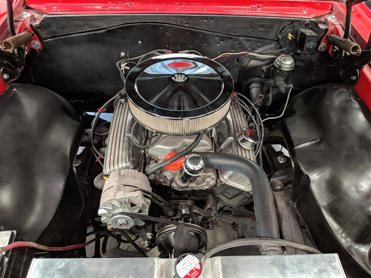 Large Picture of '66 Chevelle - PVJ5