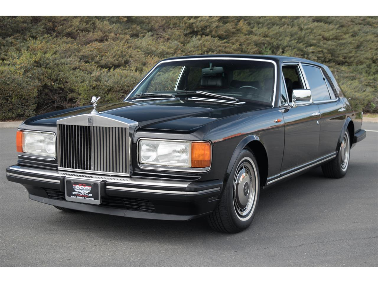Large Picture of 1993 Rolls-Royce Silver Spur - PVJO