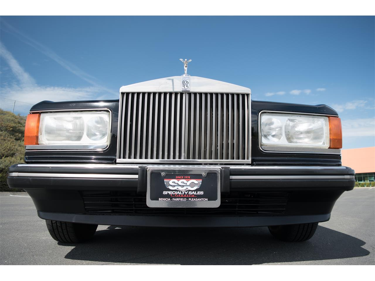 Large Picture of '93 Rolls-Royce Silver Spur Offered by Specialty Sales Classics - PVJO