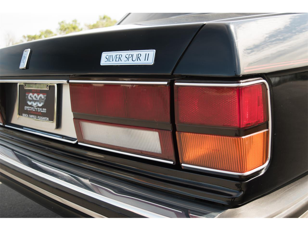 Large Picture of '93 Rolls-Royce Silver Spur located in California - $23,990.00 - PVJO