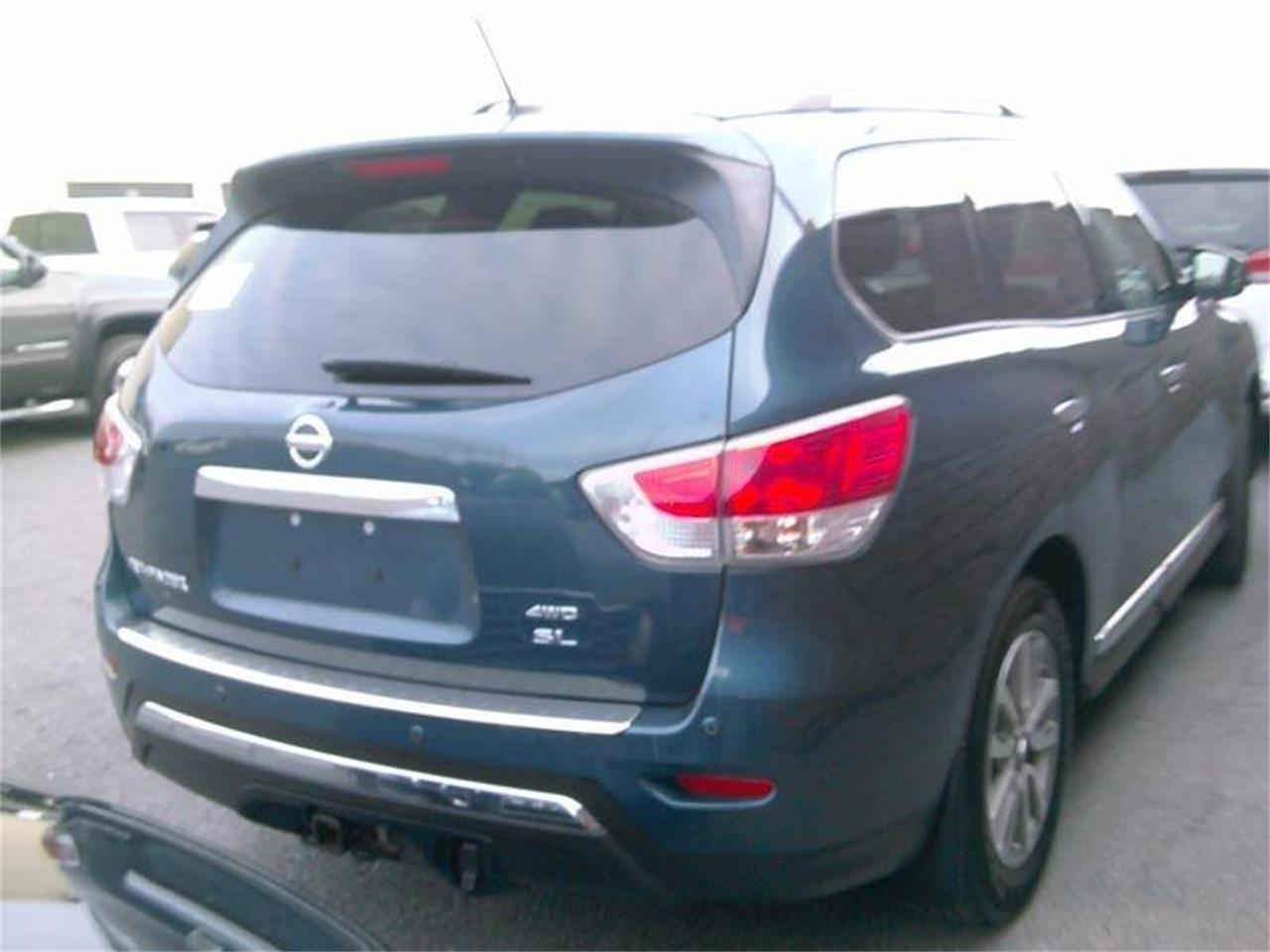 Large Picture of 2014 Nissan Pathfinder located in Hilton New York - $16,495.00 - PVK0