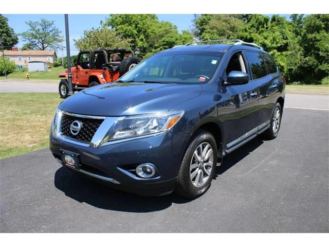 Picture of '14 Pathfinder - $14,795.00 Offered by  - PVK0
