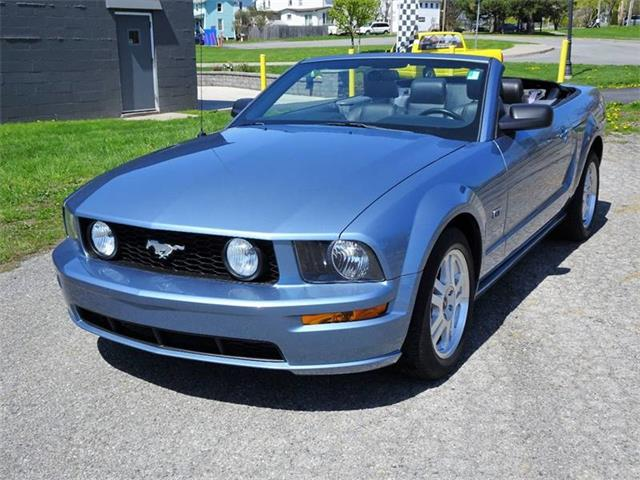 Picture of '07 Mustang - PVK1