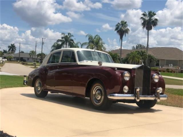 Picture of '57 Silver Cloud - PVK7