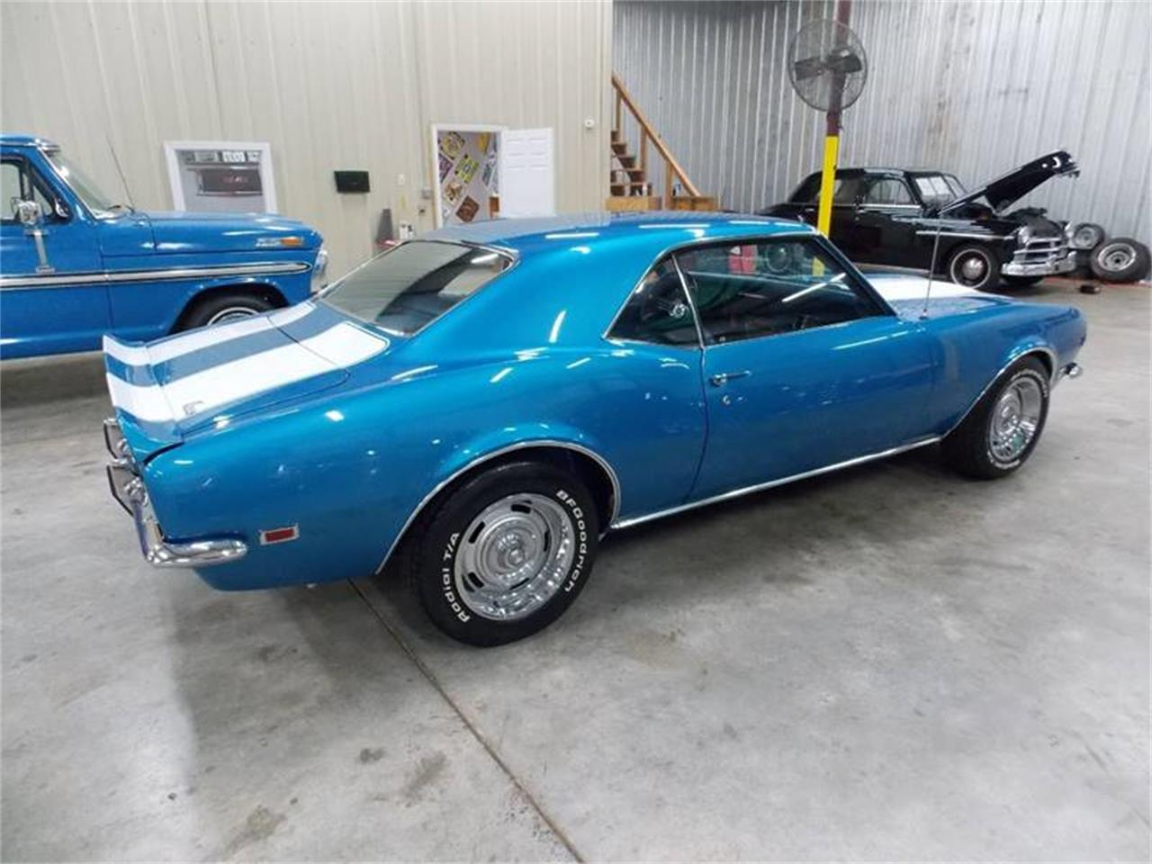 Large Picture of '68 Camaro - PVKQ