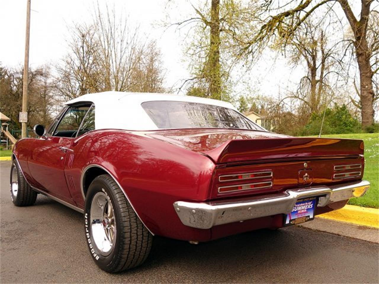 Large Picture of '67 Firebird 400 - PVKR