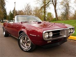 Picture of '67 Firebird 400 - PVKR