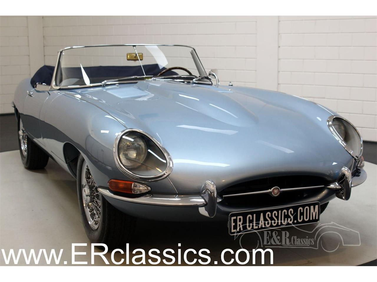 Large Picture of '62 E-Type - PVKT