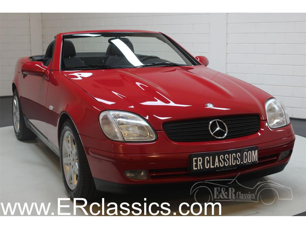 Large Picture of '97 SLK-Class - PVKW