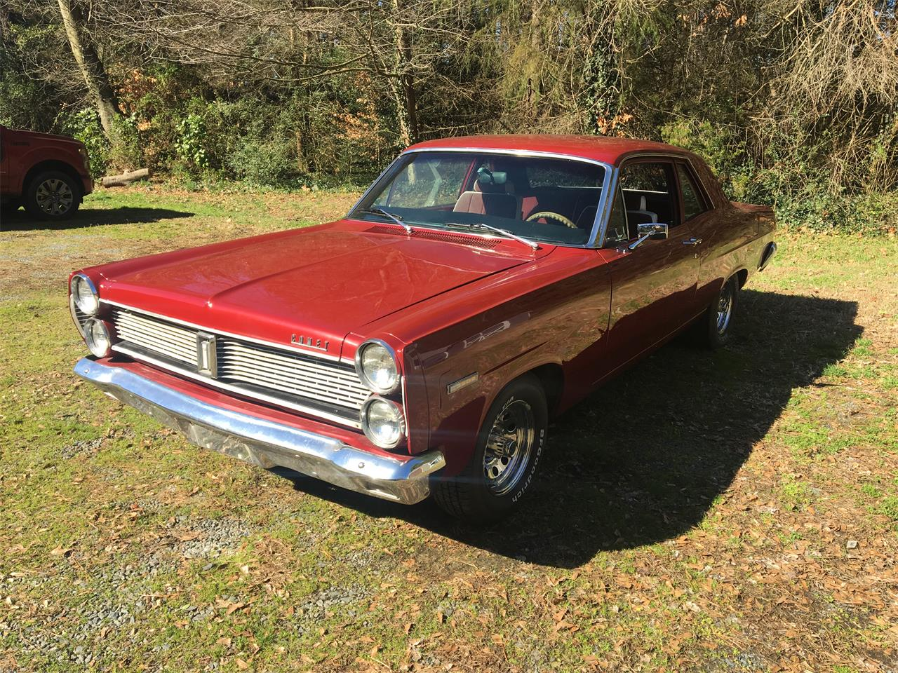 Large Picture of Classic '67 Mercury Comet - $9,500.00 Offered by a Private Seller - PVL1