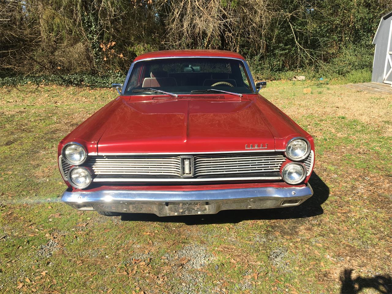 Large Picture of '67 Comet - PVL1