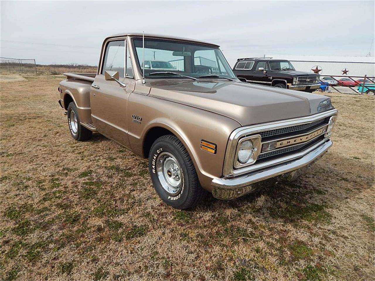 Large Picture of '70 C10 located in Louisiana - PVL4