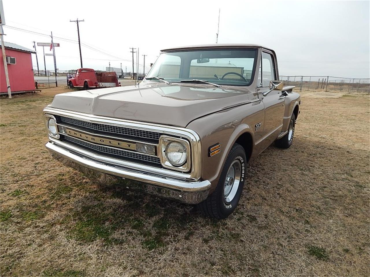 Large Picture of Classic 1970 C10 Auction Vehicle - PVL4