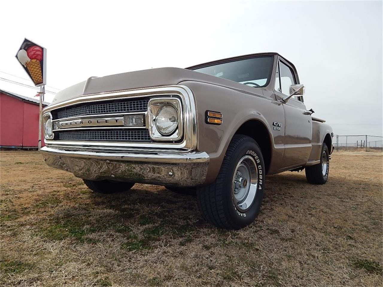 Large Picture of Classic '70 C10 located in Harvey Louisiana Auction Vehicle Offered by Vicari Auction - PVL4