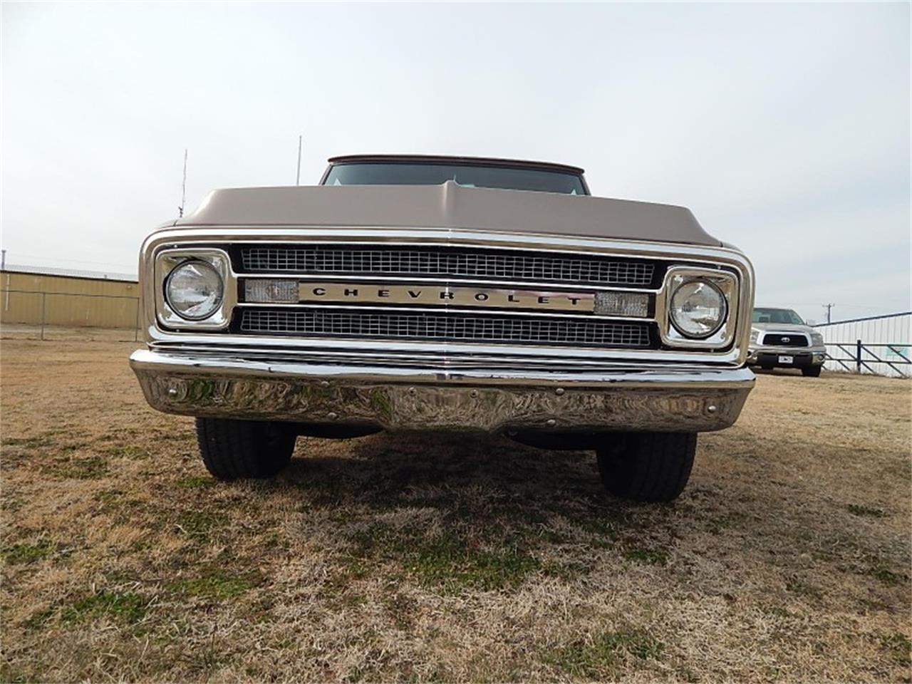 Large Picture of Classic 1970 Chevrolet C10 located in Harvey Louisiana Auction Vehicle - PVL4