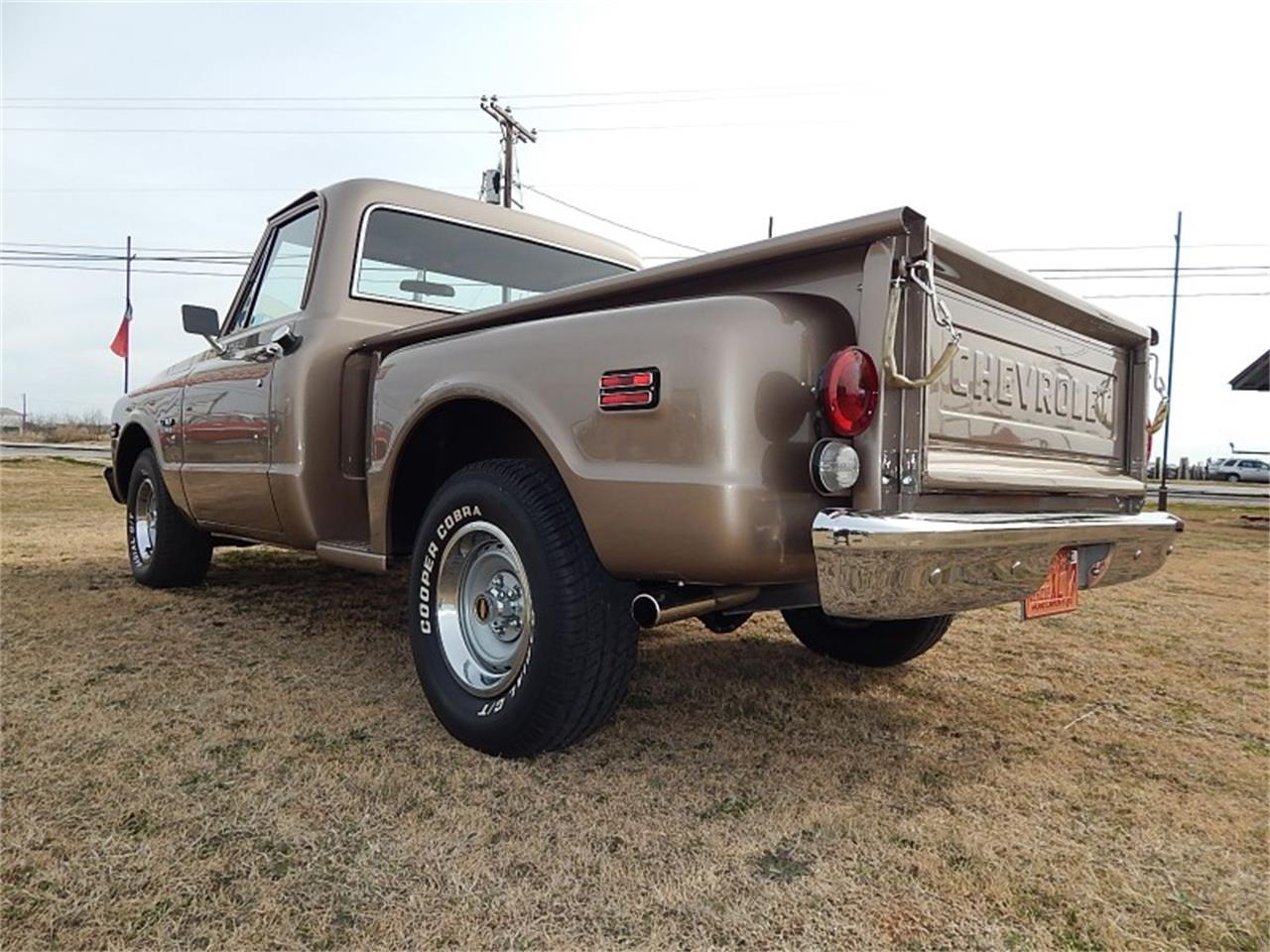 Large Picture of Classic '70 Chevrolet C10 Auction Vehicle Offered by Vicari Auction - PVL4